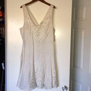 Gorgeous Ivory Joie Dress